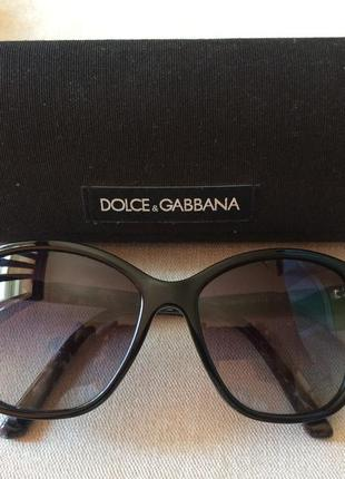"Очки ""dolce & gabbana"" (оригинал) dg4170p."
