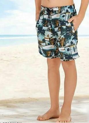 Пляжние шорти плавки от pepperts teens