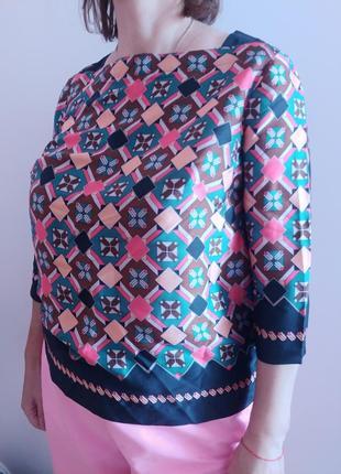 Легкая летняя блуза incity