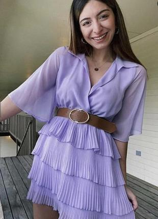 Супер цена с поясом платье zara сарафан mango4 фото