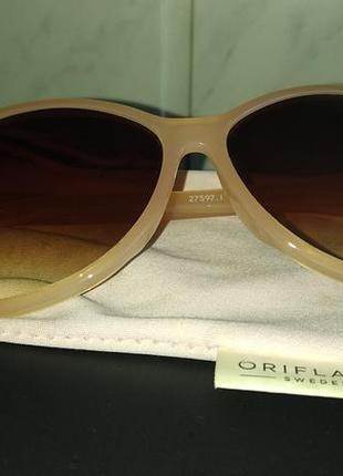 Новые солнцезащитные очки от oriflame