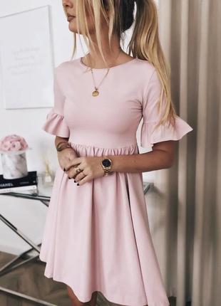 Платье женское летнее h&m zara