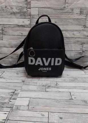 Женский мини рюкзак эко-кожа david jones дэвид джонс.