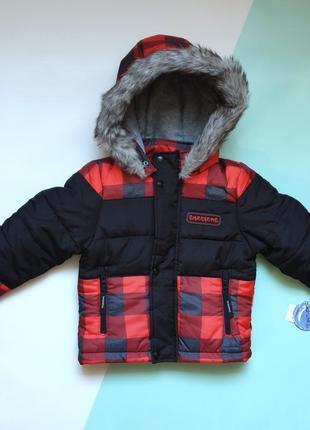 Зимняя курточка skechers