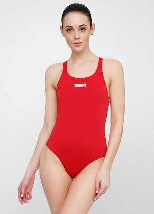 Купальник arenaw solid swim pro