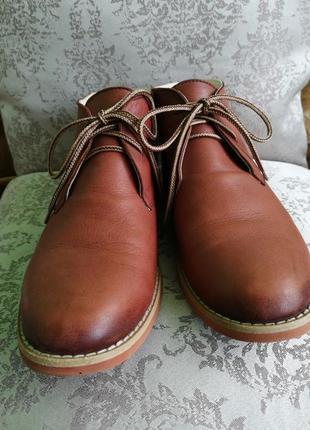 Черевики дезерти ботинки
