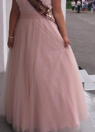 Выпускное шикарное платье
