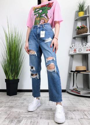 Новые джинсы в винтажном стиле винтаж new look