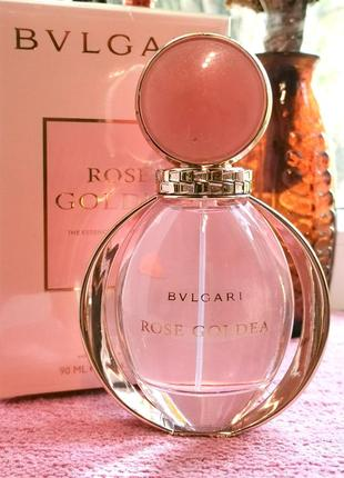 Оригинал 💥 bvlgari rose goldea 100ml парфюм духи