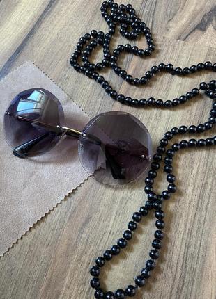 Круглые очки 👓 солнцезащитные