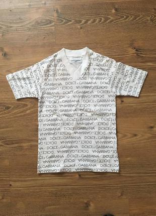 Dolce&gabanna intimo монограмная футболка