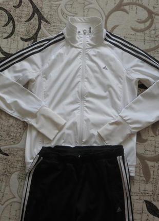 Спортивный костюм adidas climalite оригинал 12-14 uk