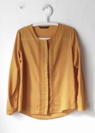 Блуза хлопковая