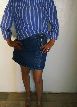 Новая катоновая блуза primark