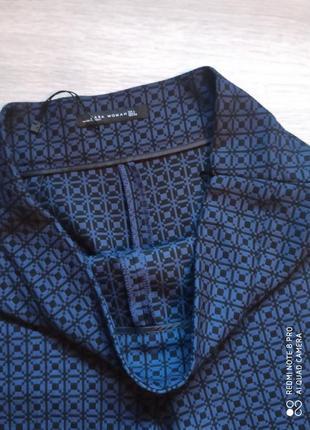 Шикарные кюлоты, широкие штаны, брюки р. 48- 50/l brend zara3 фото