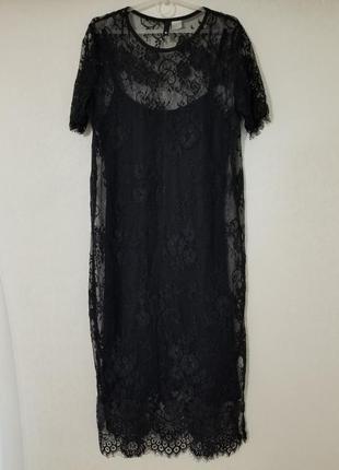 Платье-комбинация h&m