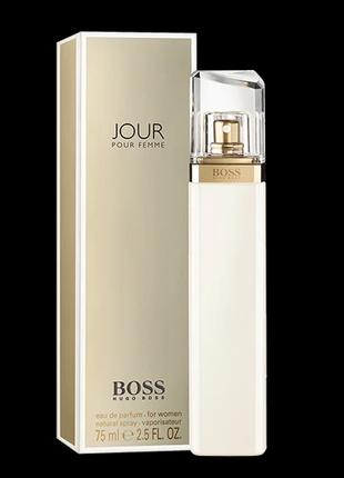 Женская парфюмированная вода hugo boss boss jour pour femme 75ml1 фото