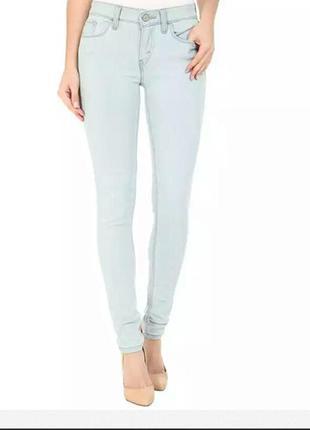 Светлые джинсы levis. оригинал