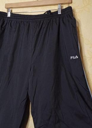 Спортивные брюки штаны мужские fila