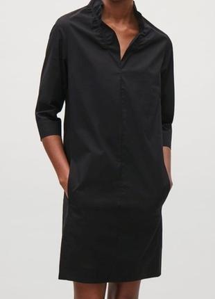 Стильное трендовое платье-рубашка от швейцарского бренда  cos