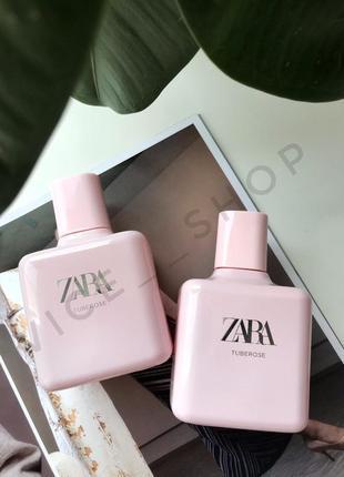 Zara tuberose духи парфюмерия туалетная вода оригинал испания