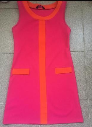Яркое платье р.s