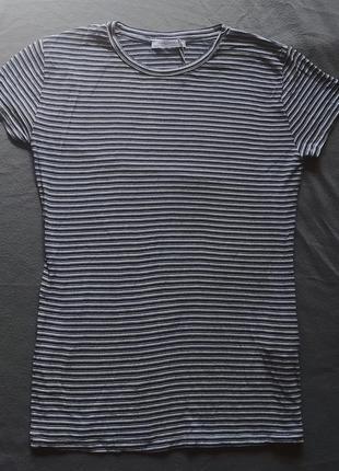 Фирменная футболка zara
