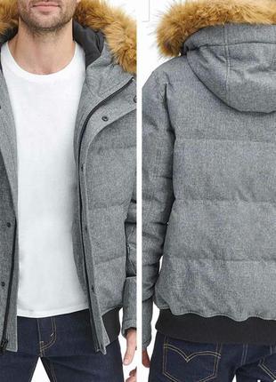 Новая зимняя куртка tommy hilfiger, 2xl