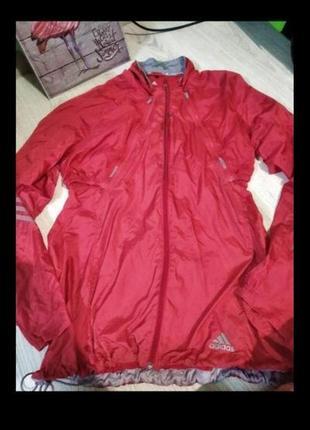Куртка ветровка дождевик для бега ,велоспорта
