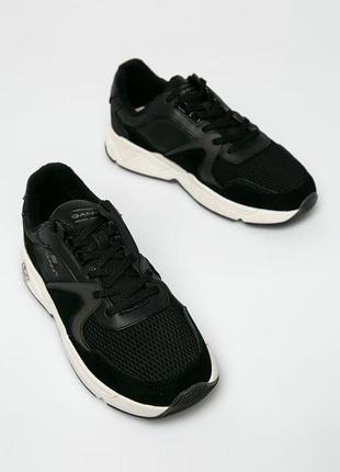 Продам мужские черные кроссовки gant. оригинал