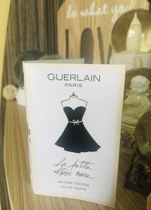 Guerlain la petit robe noir