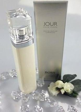 Женская парфюмированная вода hugo boss boss jour pour femme 75ml2 фото