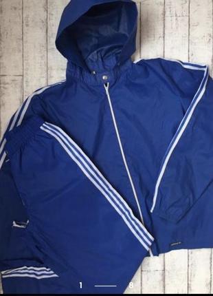 Adidas originals винтаж 90x спортивный костюм размер м
