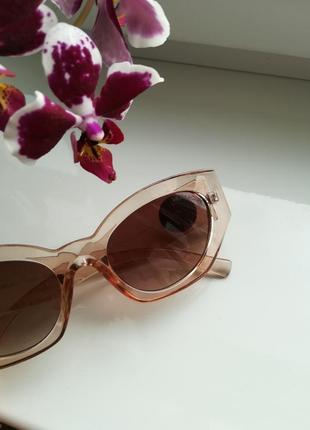 Новые очки солнцезащитные реплика versace