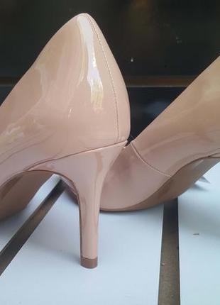 Элегантные женские туфли h&m 37р4 фото