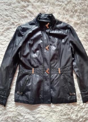 Куртка, пиджак из кожзама