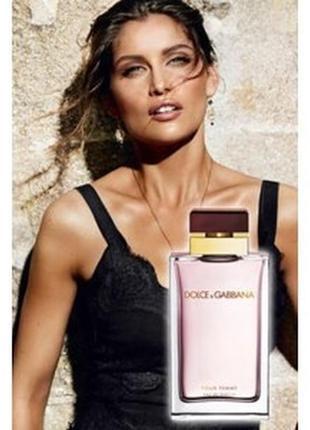 Пробник парфюмированная вода pour femme dolce&gabbana 2 ml.