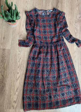 Плаття сітка