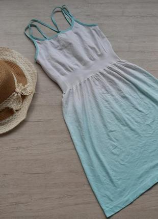 Шикарные летние пляжные платья от atmosphere омбре