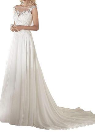 Свадебное платье из америки не венчаное