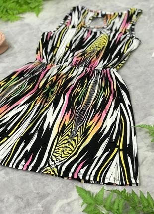 Летнее платье с оригинальной спинкой  dr1902029 george3 фото