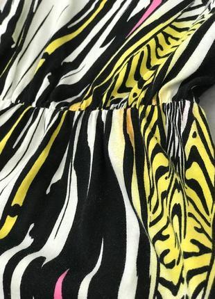 Летнее платье с оригинальной спинкой  dr1902029 george2 фото