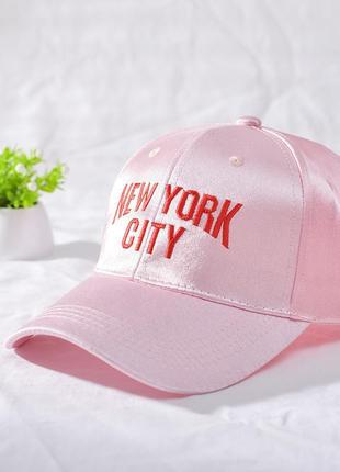 Бейсболка new york city модная кепка 13211