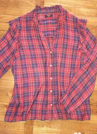 Фирменная блуза кантри-стиль