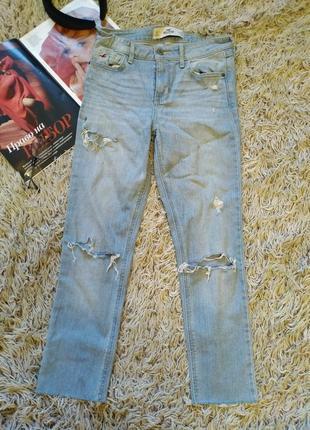 Джинсы / женские джинсы / летние джинсы