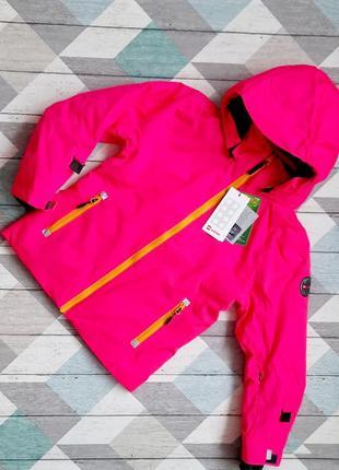 Зимняя лыжная мембранная куртка для девочек lego wear р.128, 134 reima columbia lenne