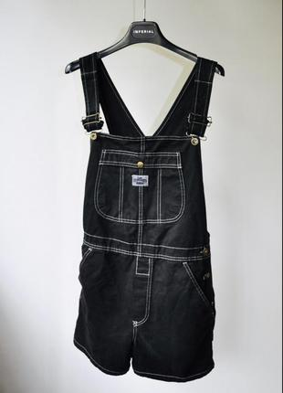Стильный джинсовый комбинезон от lee