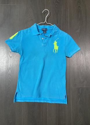 Ralph lauren поло футболка