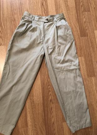 Очень стильные штаны чиносы, 100% хлопок