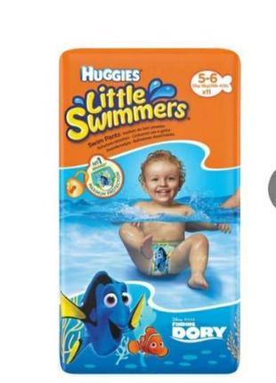 Підгузники для плавання